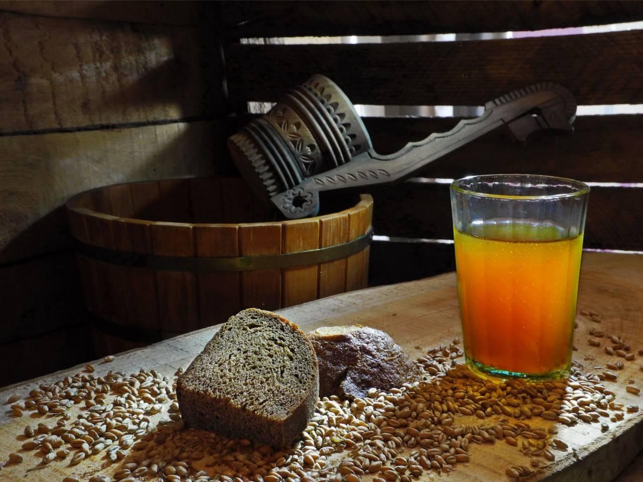Сбитень - национальный русский напиток