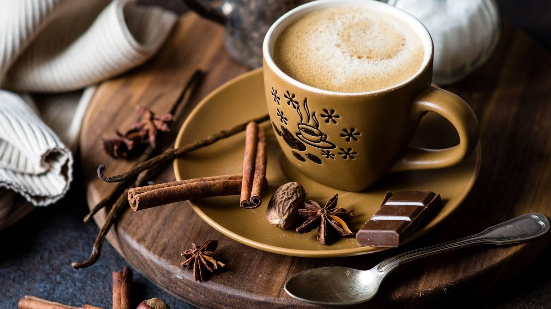 Рецепты кофе с ванилью, или секрет насыщенного аромата