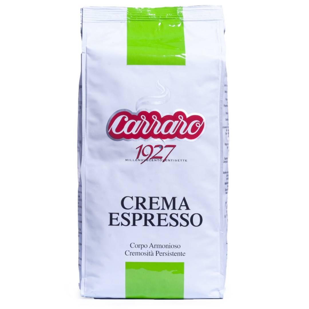 Кофе carraro (карраро) - производство, ассортимент, отзывы, цены
