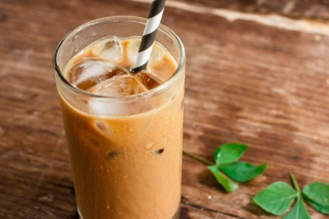 Айс кофе (iced coffee)