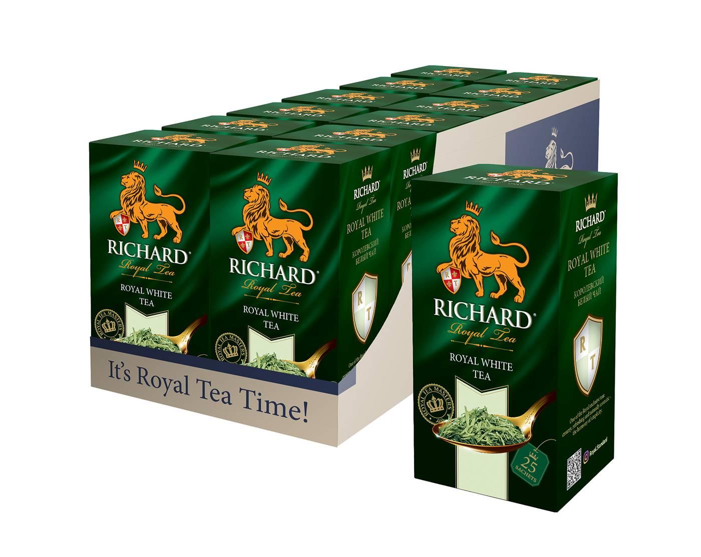 История королевского чая ричард, обзор ассортимента и отзывы. richard - королевский чай, как сообщает нам реклама