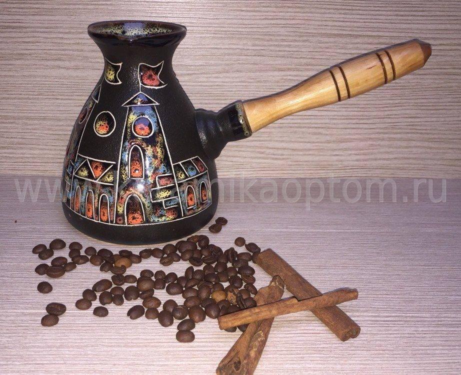 Турка для кофе - как выбрать? | турка для кофе