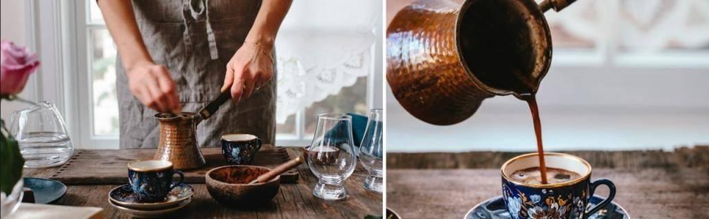 Эспрессо в турке, рецепты, приготовление в домашних условиях
