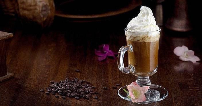 Популярные рецепты айс-кофе
