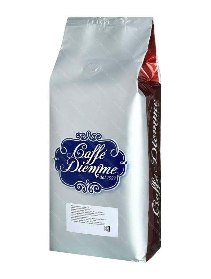 Кофе diemme (кофе диемме) - премиальный итальянский бренд, ассортимент, отзывы