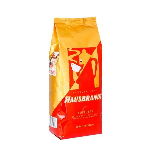 Итальянский кофе hausbrandt