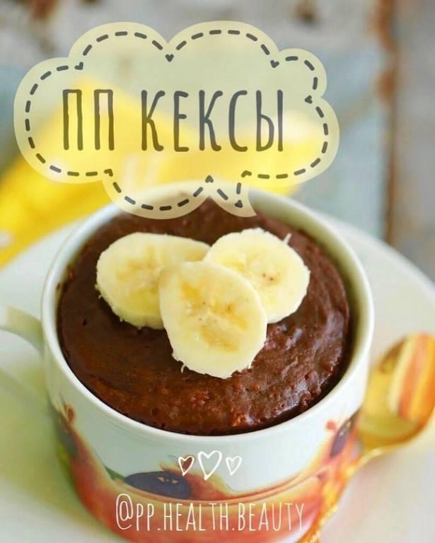 Рецепт от кашля с какао и бананом
