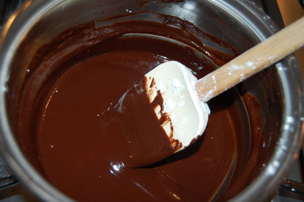 Глазурь из какао - рецепты шоколадной глазури с молоком, сметаной, маслом, водой и сливками