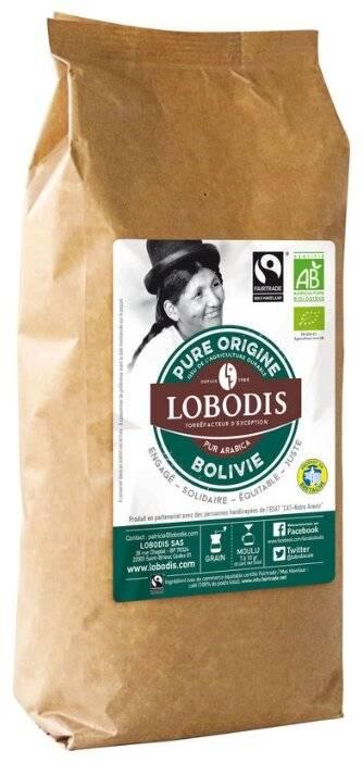 Кофе в зернах lobodis nicaragua tepeyac 500гр. натуральный жареный — цена, купить в москве