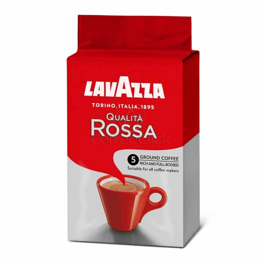 Характеристика кофе lavazza