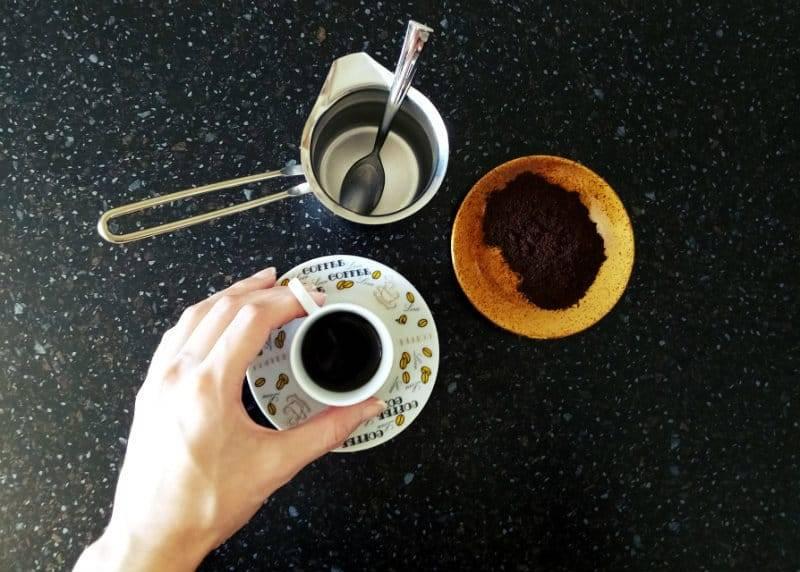 Как варить кофе в турке на газовой плите, советы