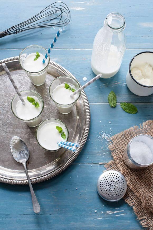 Рецепт айрана и использование его в кулинарии