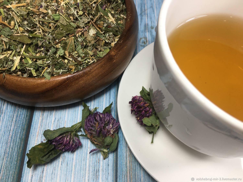 Народная медицина успокоительные чаи