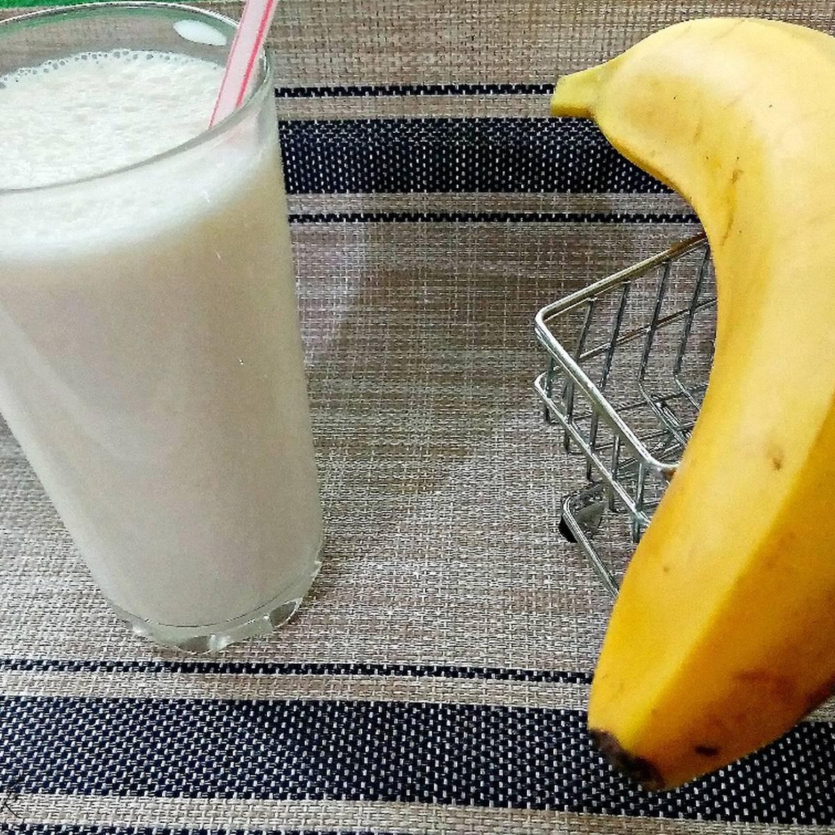 Банановый смузи - топ-10 лучшие рецепты