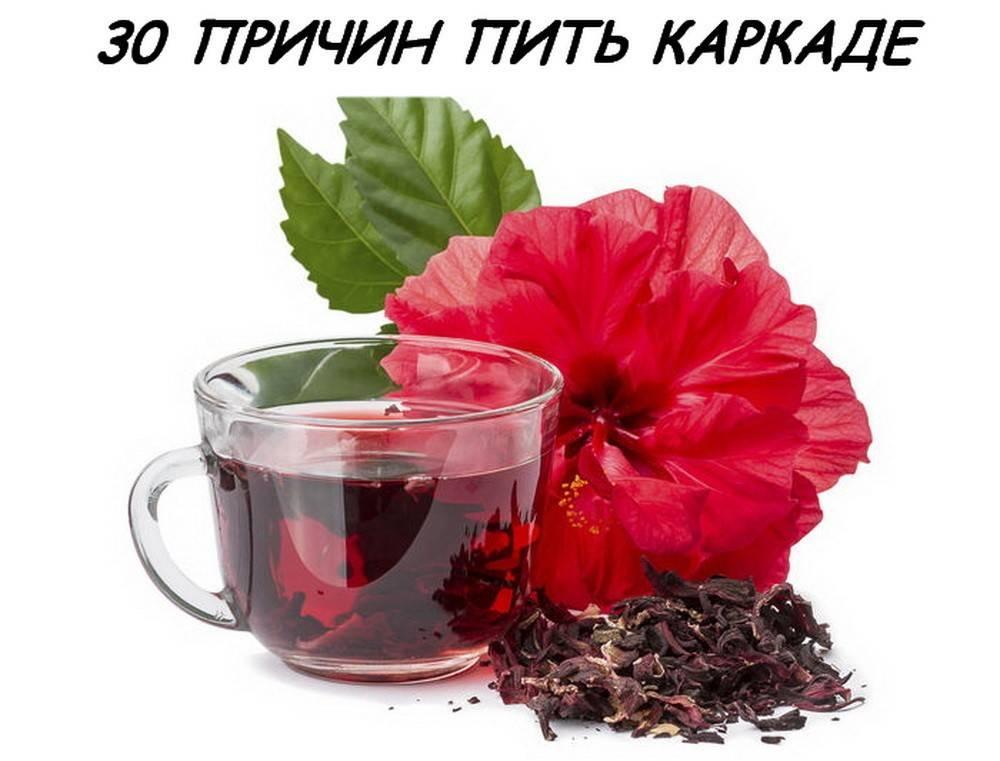 Чай каркаде для похудения: польза и эффект, как пить, отзывы, рецепты