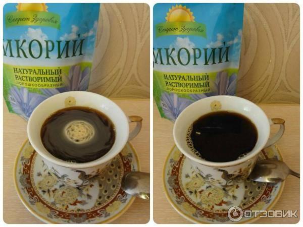 Как правильно заменить кофе цикорием