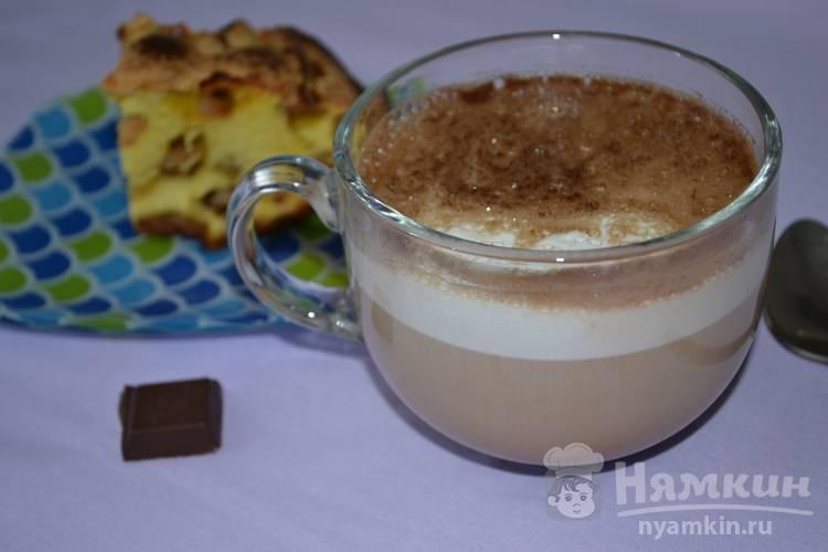 Кофе капучино: рецепт в домашних условиях