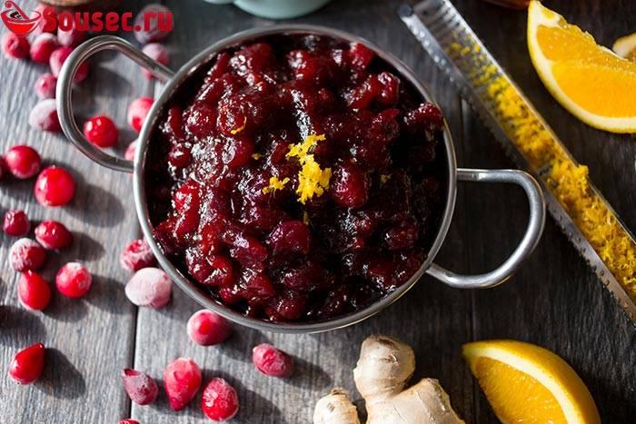 Чай с ягодами брусники - как приготовить, польза и вред |
