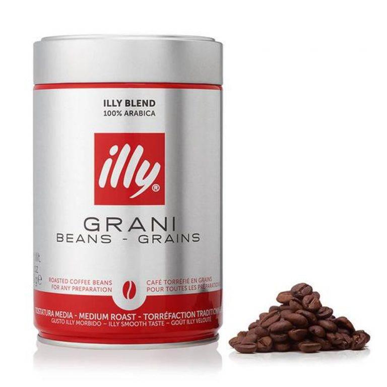 Кофе illy (илли): история производителя, тонкости обжарки и стоимость итальянского кофе