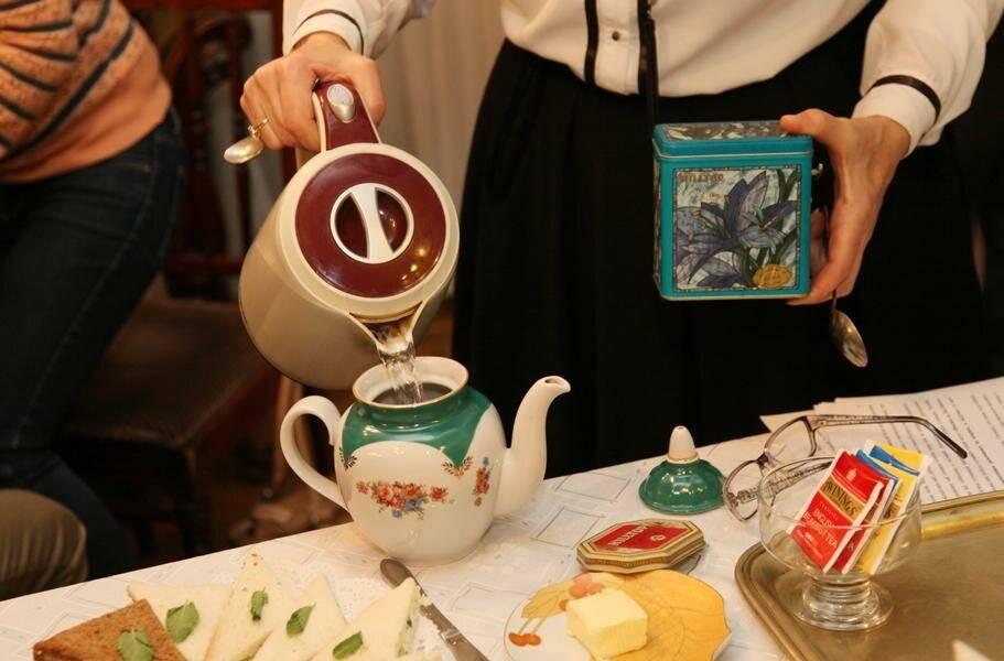Чайные церемонии разных стран