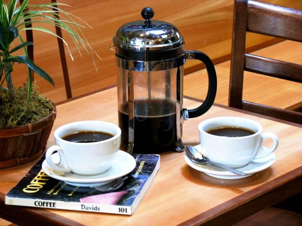 Что такое френч-пресс и как в нем готовить кофе