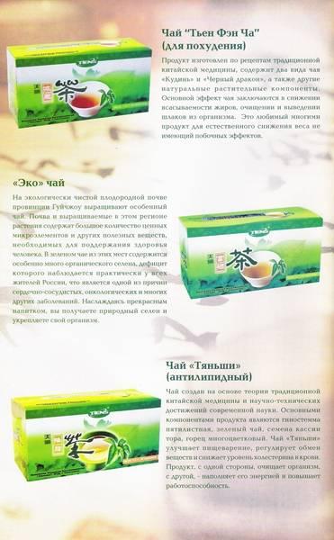 Чай тяньши (антилипидный чай): описание, польза и вред, инструкция