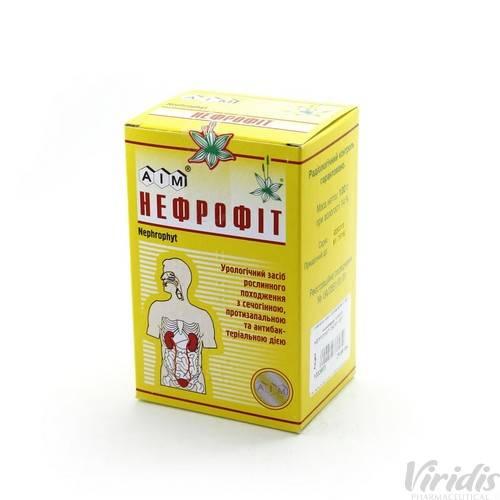 Нефрофит чай: инструкция к применению