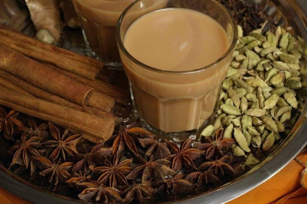 Классический рецепт чая масала