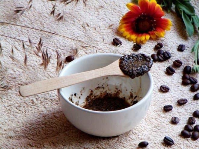 Скраб для лица из кофе: топ - 5 средств, домашние рецепты
