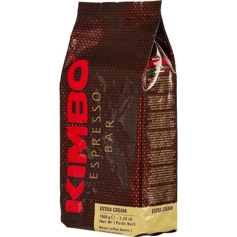 Кофе в зернах kimbo decaffeinato 500 г — цена, купить в москве