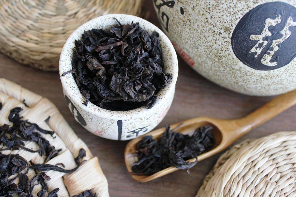 Китайский чай да хун пао и его свойства