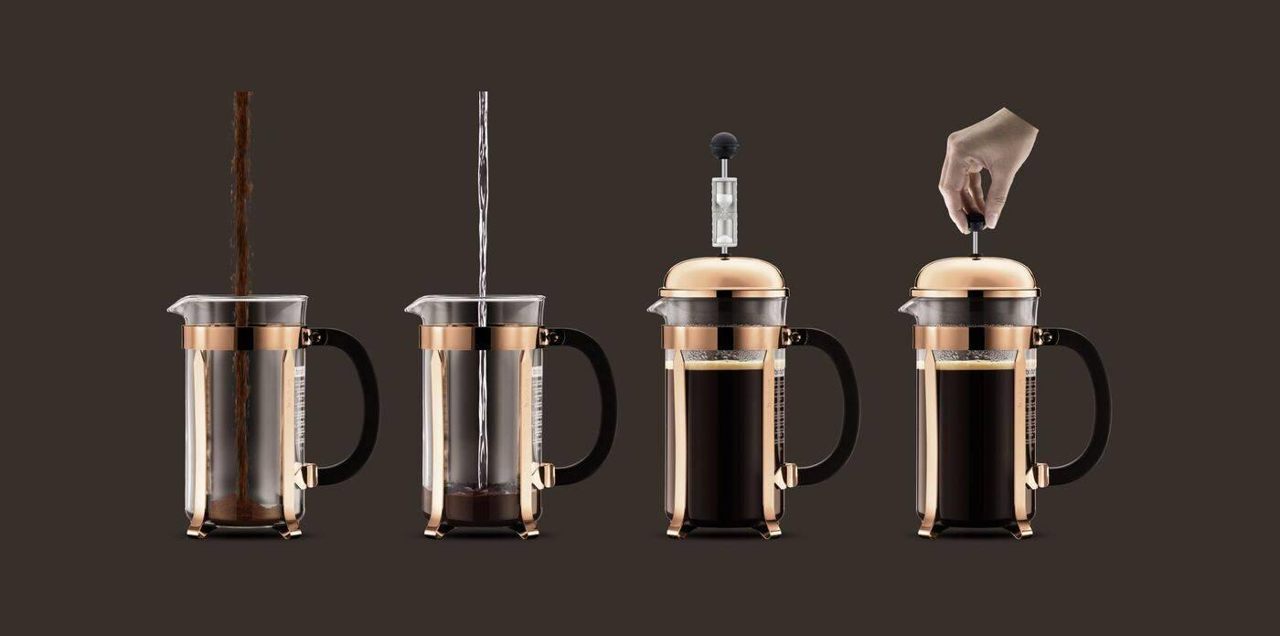 Полное руководство по варке кофе во френч-прессе