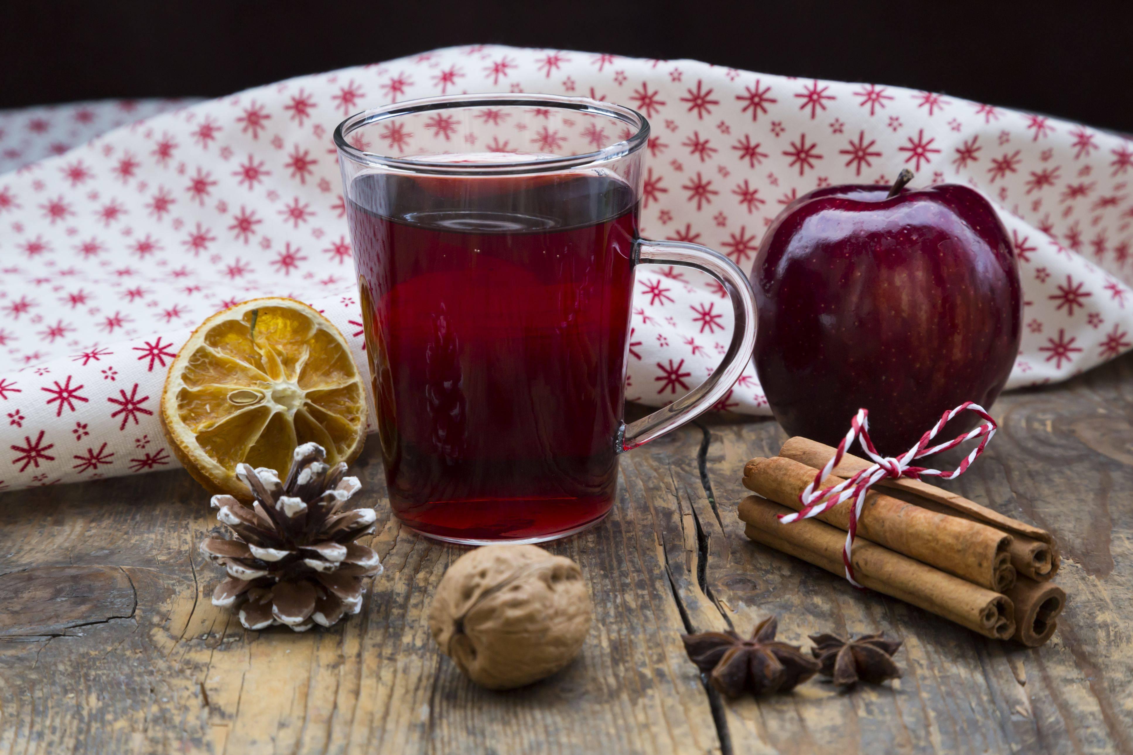 Простые рецепты приготовления в домашних условиях безалкогольного глинтвейна