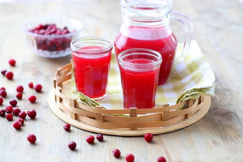 Брусничный морс рецепт из замороженных ягод от кашля отзывы