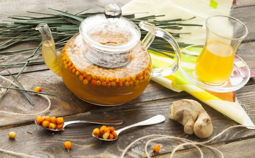 Рецепты имбирного чая при простуде: приготовление и применение