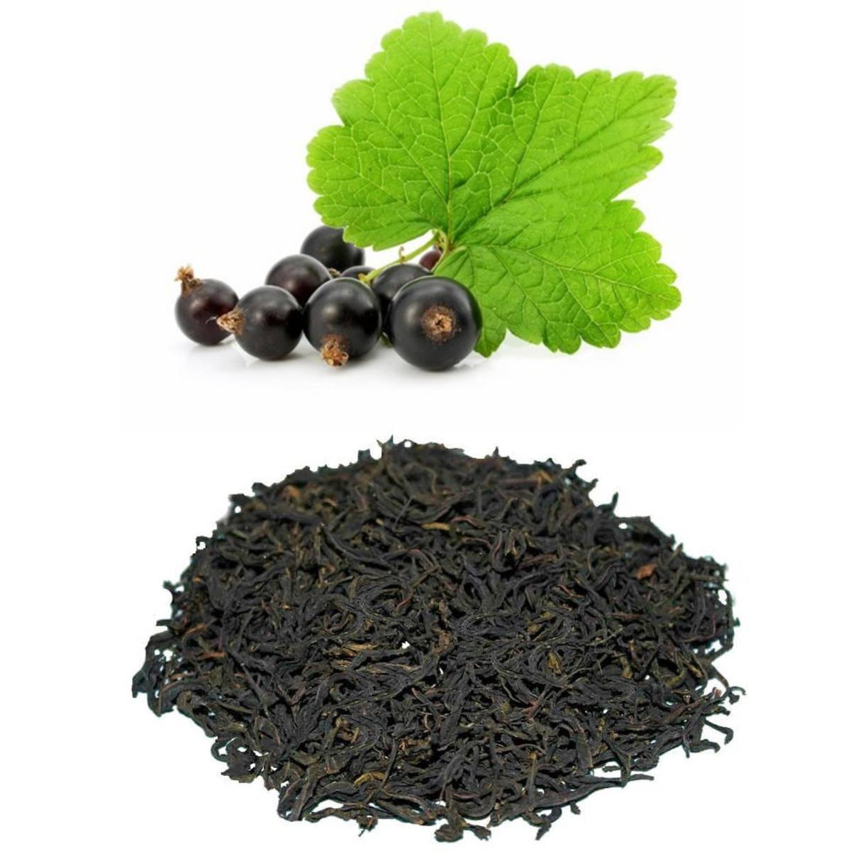 Чай из листьев смородины — польза и вред, рецепты