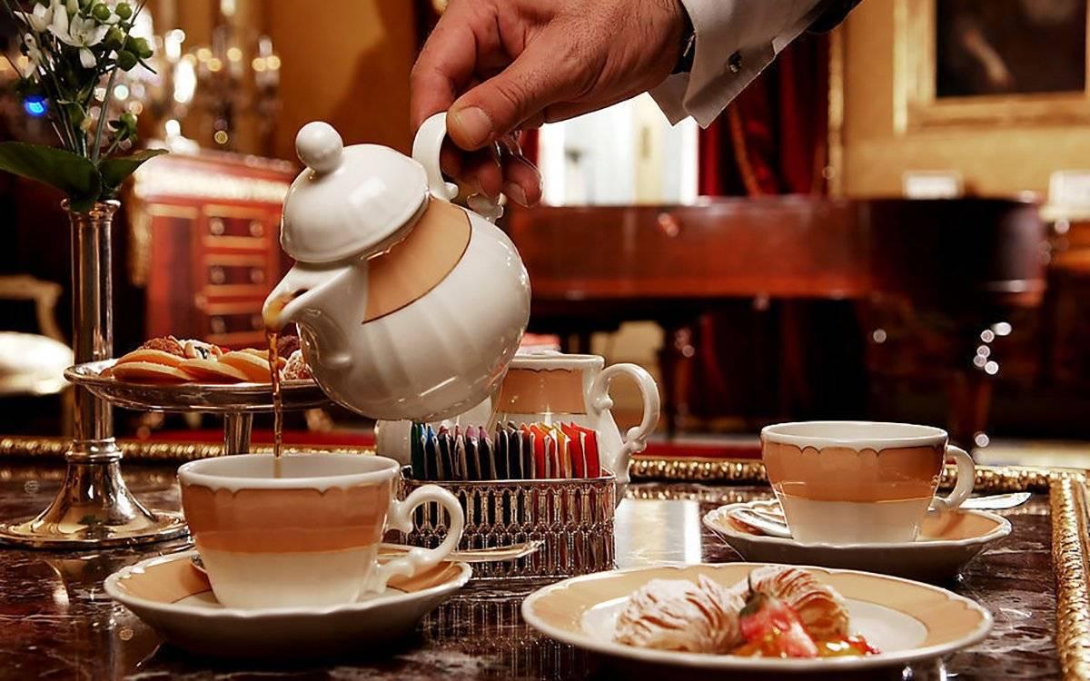 7 основных традиций английского чаепития и правил заваривания чая