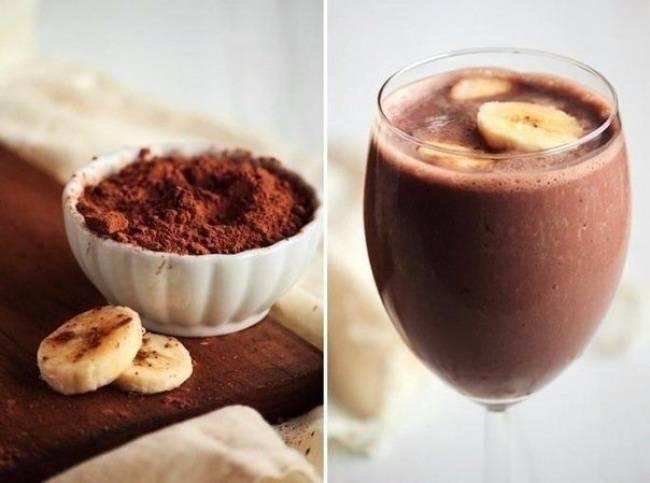 Что можно приготовить из какао порошка в домашних условиях