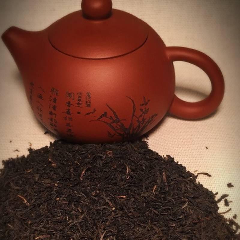 Красный чай. часть 4. миньхуны, цихун, чжу хай цзинь я, цзю цюй хун мэй, хун юй ча и все-все-все - teaterra   teaterra