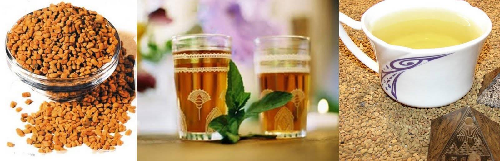 Чай хельба – лекарство от 100 болезней