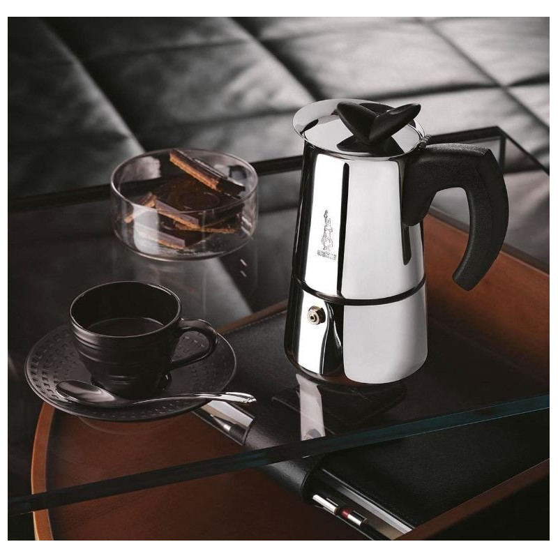 Как выбрать кофеварку для индукционной плиты – советы