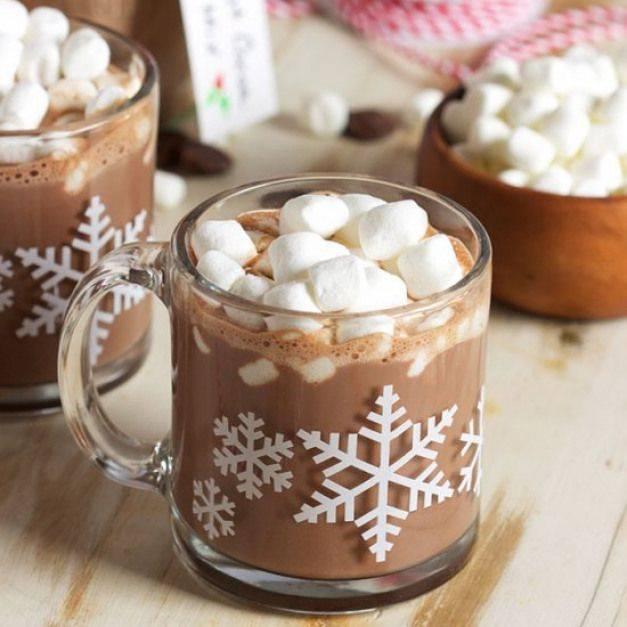 Горячий шоколад - как сварить вкусный и полезный напиток дома по рецептам с фото