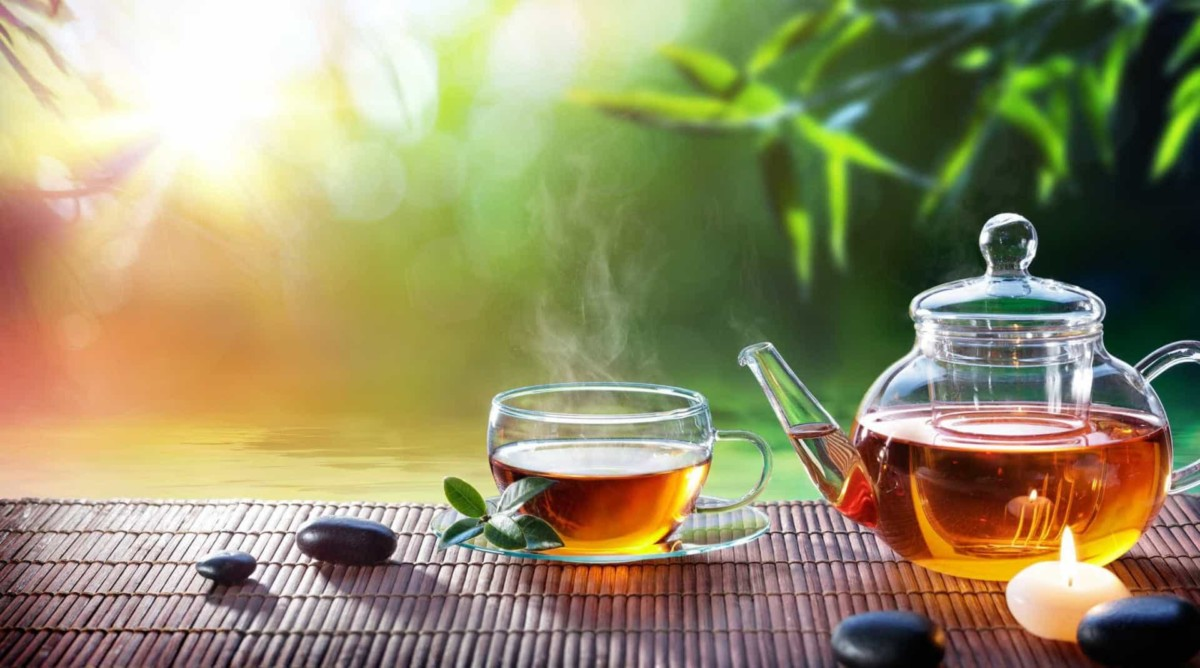 Рецепты травяных чаев