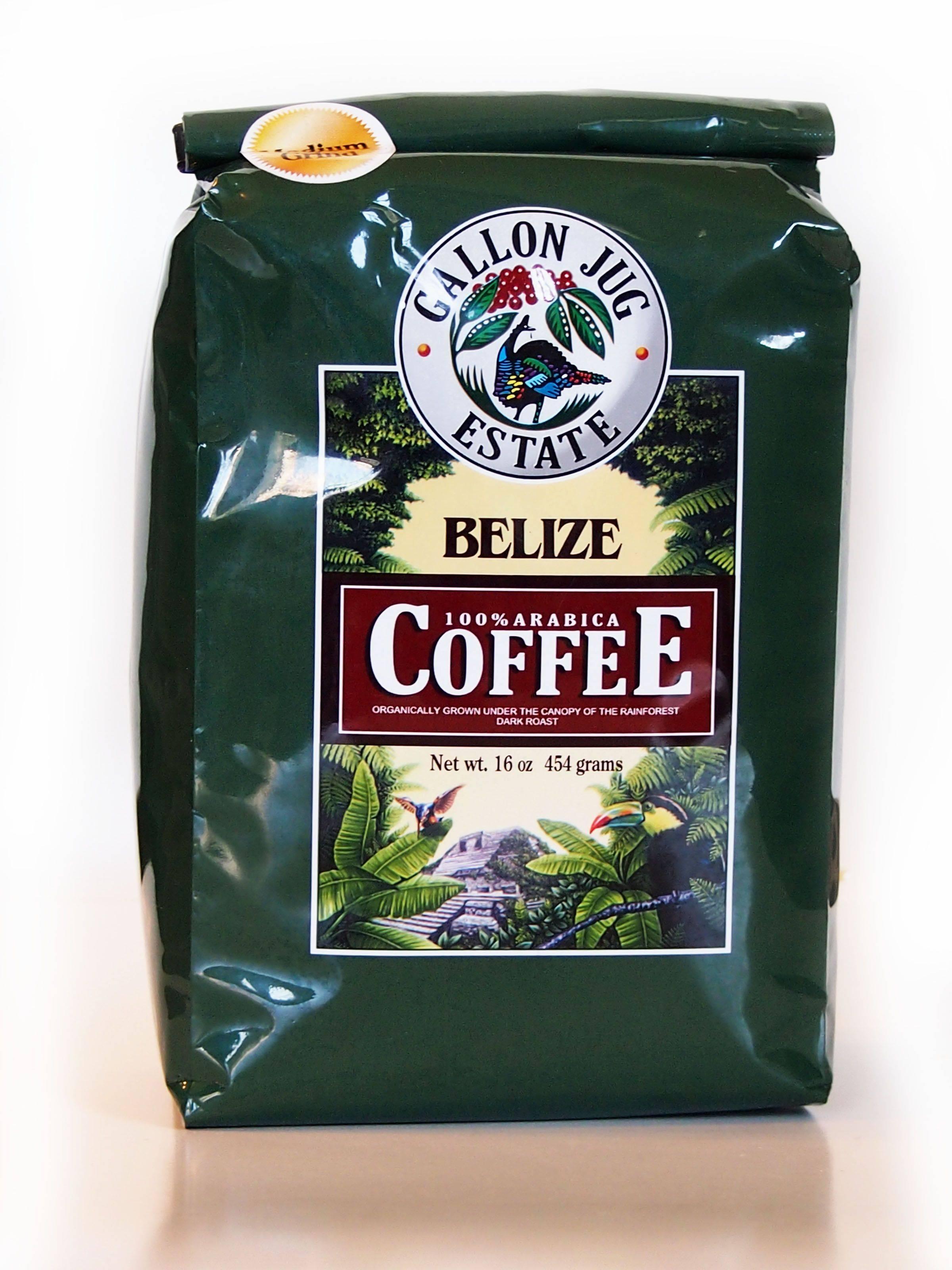 Характеристика белизского кофе