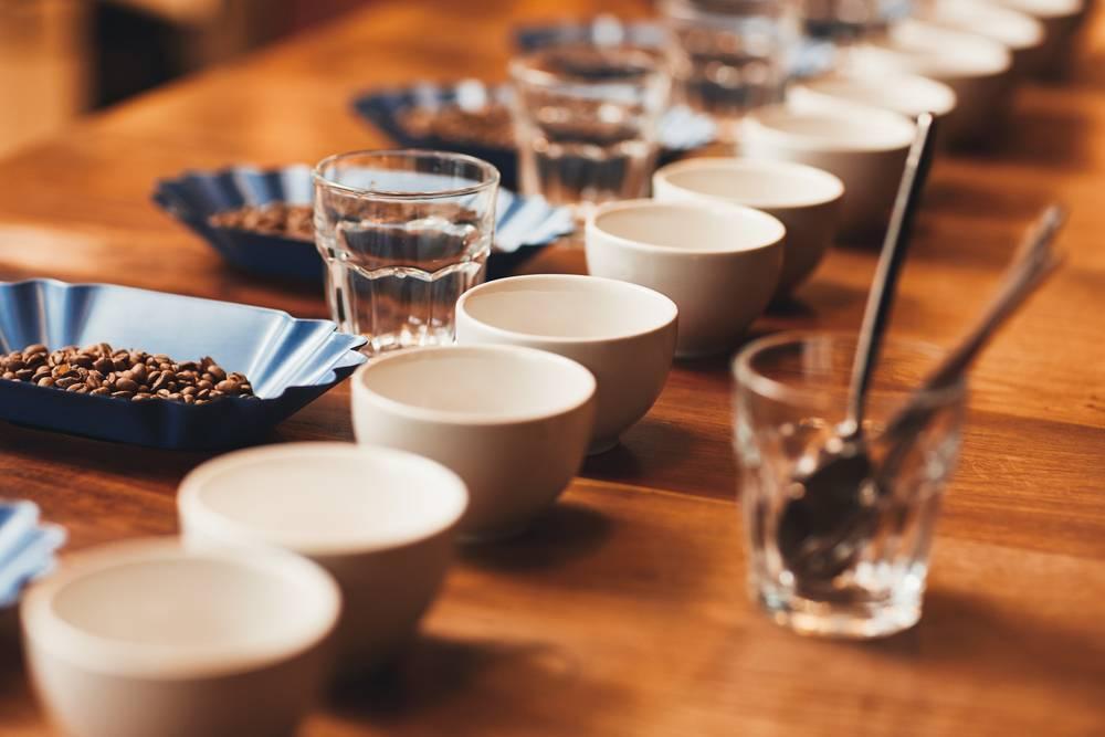 Каппинг кофе — что это такое и как проводится