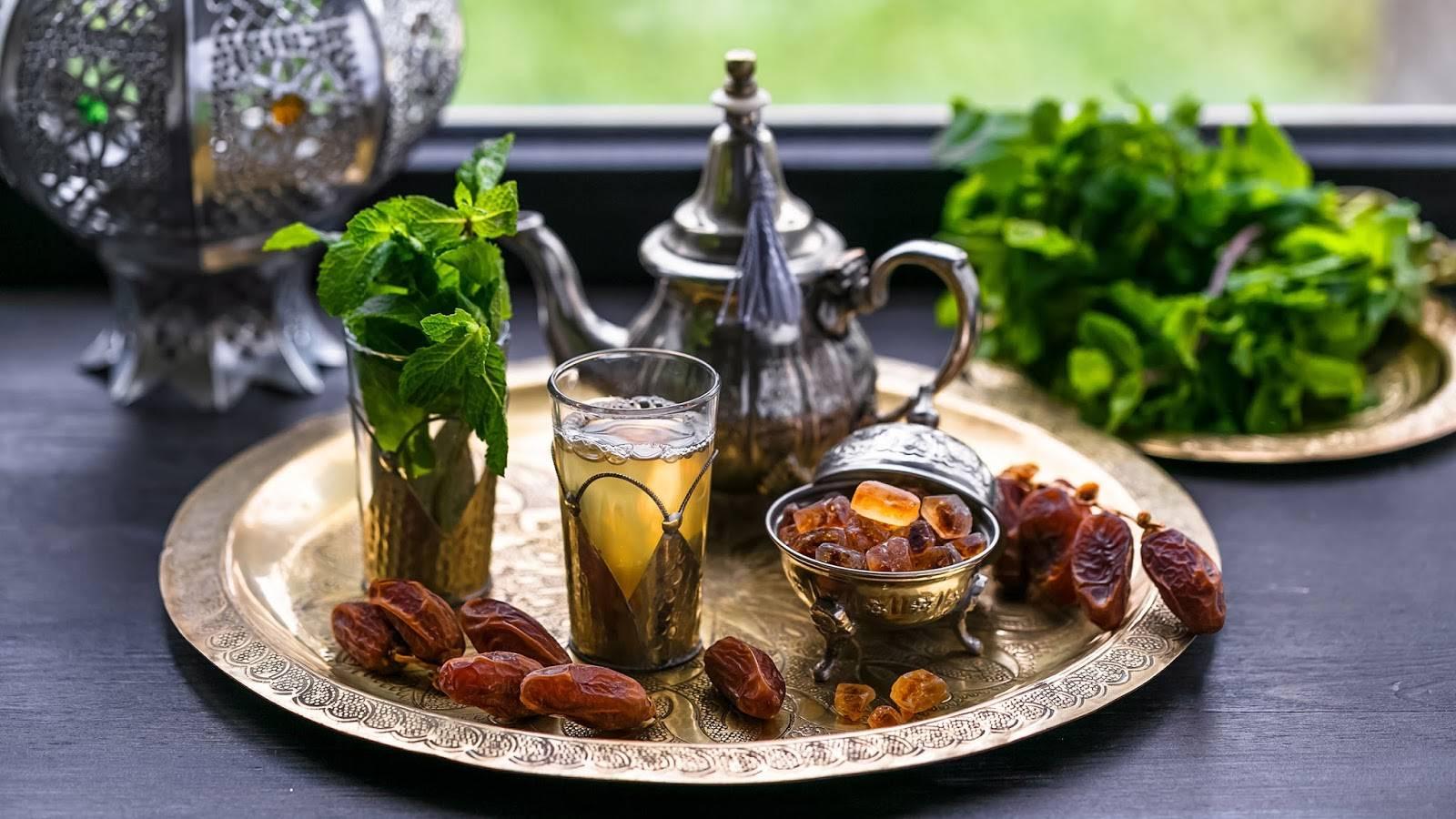 Секреты приготовления марокканского чая с фото для новичков