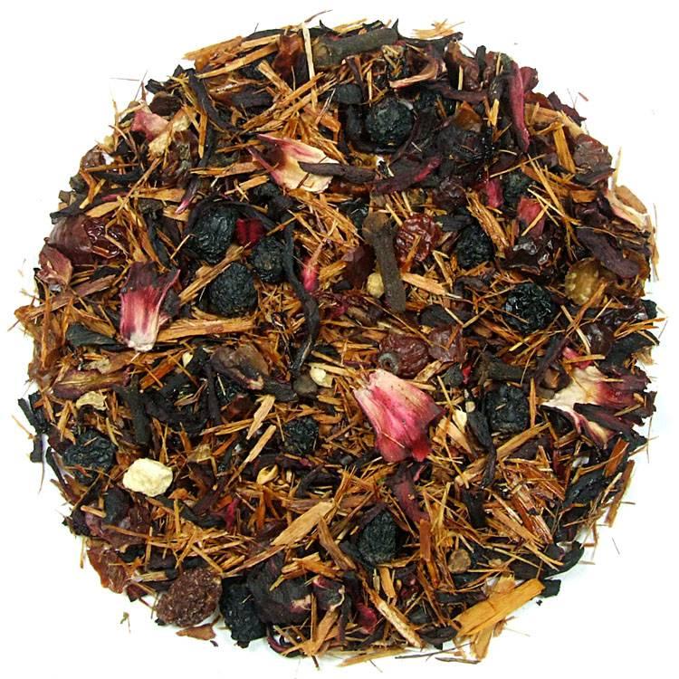 Чай катуаба с можжевеловым ароматом и его свойства