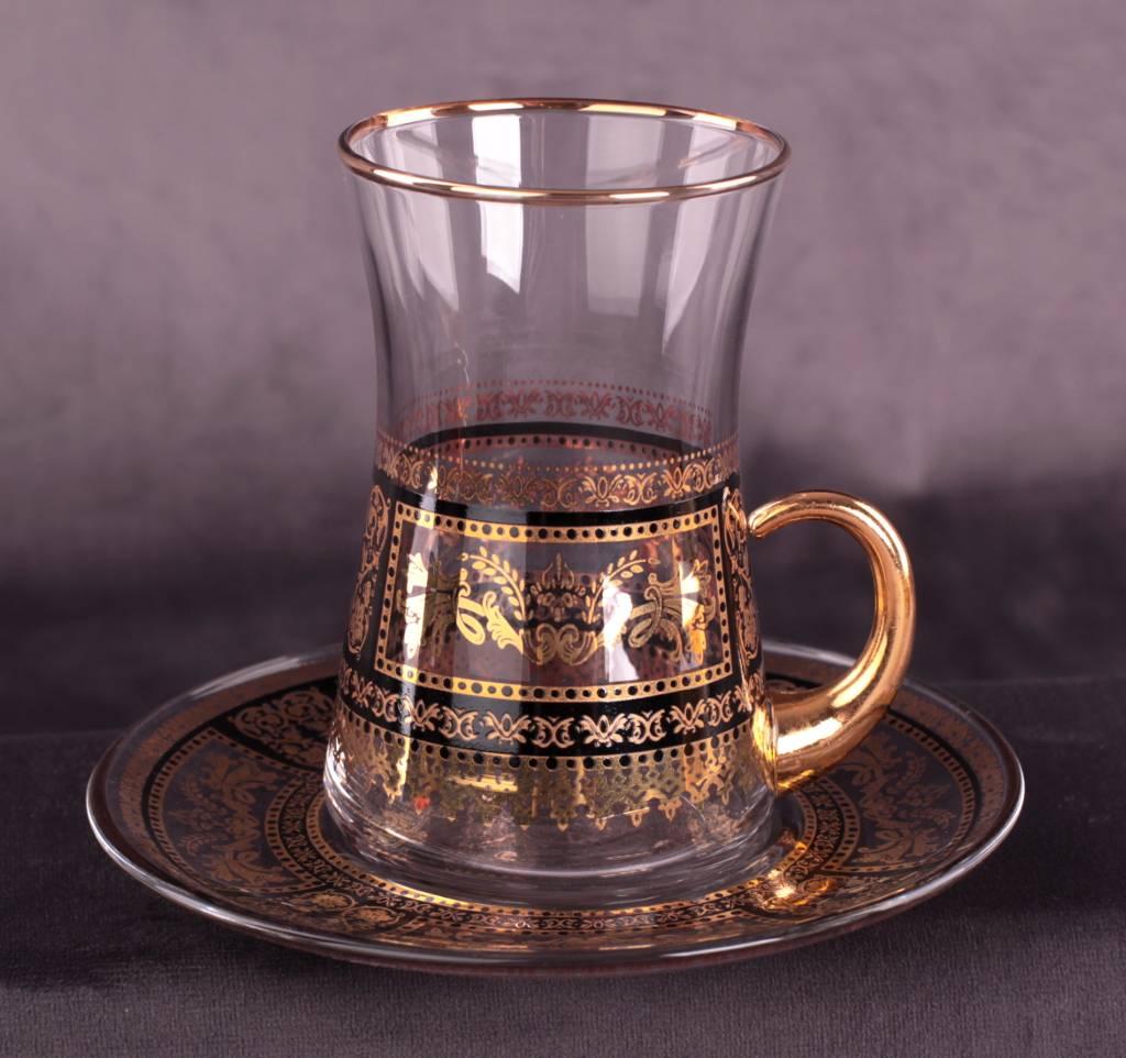 Армуды: виды восточных стаканов и особенности чаепития