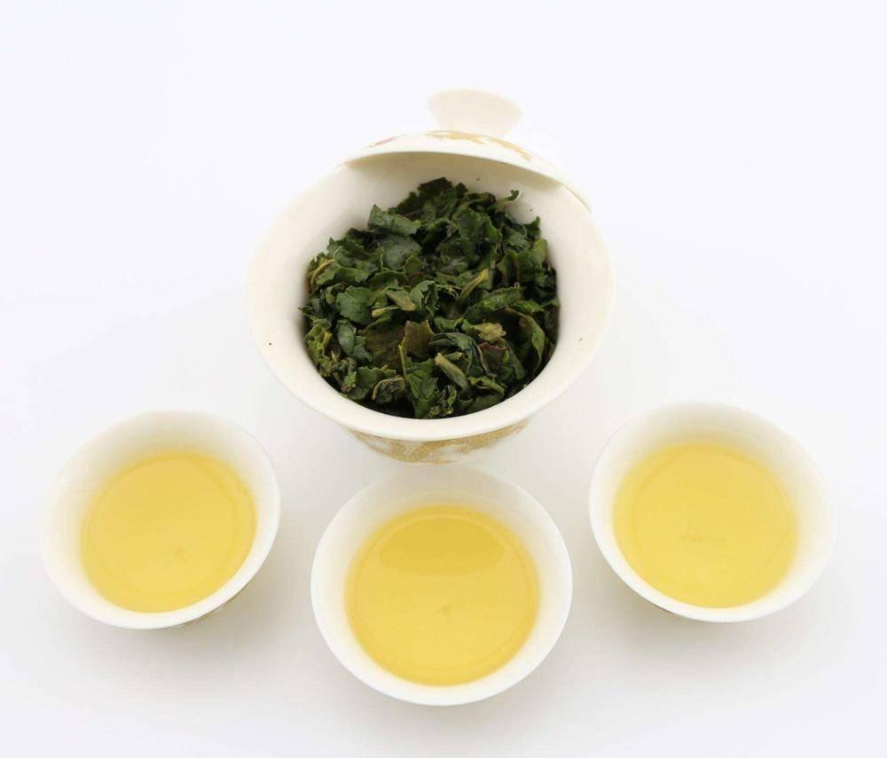 Как правильно заваривать чай тигуанинь
