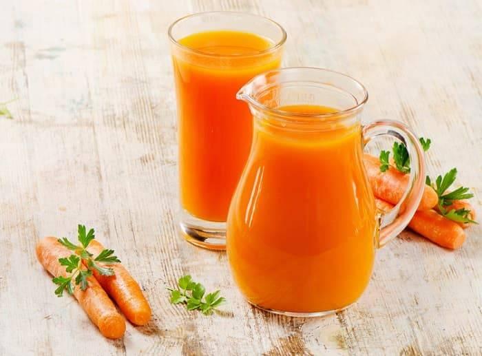Как приготовить морковный сок: 14 шагов